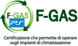 f-gas_certificazione che permette di operare sugli impianti di climatizzazione