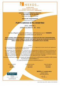Certificato_NEXSOS