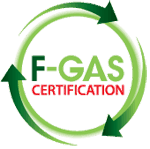 certificazione_fgas PUNTO SERVICE Istallazione climatizzatori Brescia - installatori condizionatori Brescia e provincia