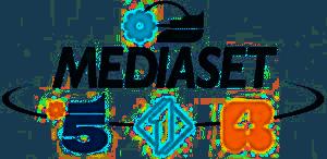 Antenne tv- canali-Mediaset-canale cinque-italia uno-rete quattro
