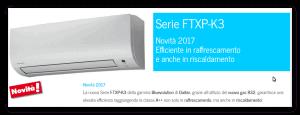 CLIMATIZZATORE-DAIKIN-FTXP-K3-NOVITÀ-2017
