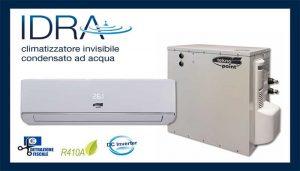 Climatizzatore IDRA_condensato ad acqua PUNTO SERVICE BRESCIA