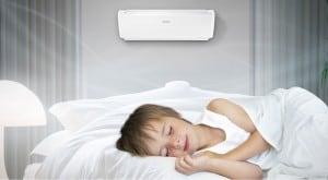 CLIMATIZZATORE SAMSUNG WIND FREE - Dormi tranquillo in Modalità Wind Free Good Sleep