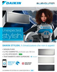 Stylish- Daikin-Bluevolution-il climatizzatore che non ti aspetti