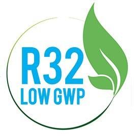 Climatizzatori Mitsubishi Electric - Gas refrigerante R32, il gas R32 è efficiente e sicuro
